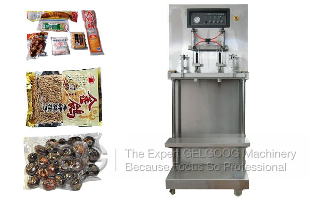 External Vacuum Packing Machine With High Quality