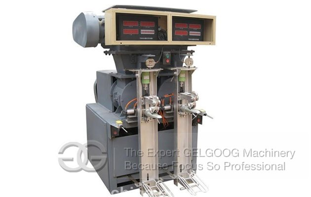 Double Spout Gypsum Powder Packing Machine