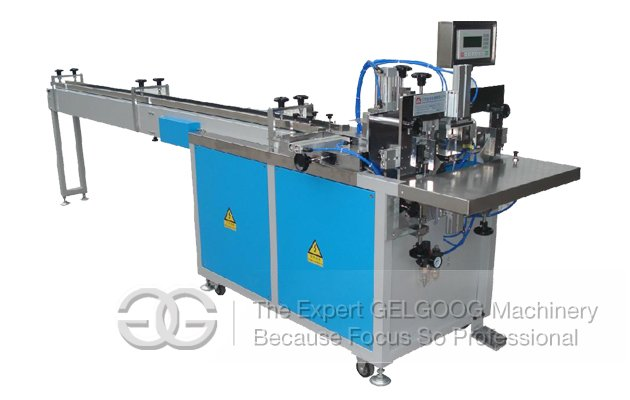 Pocket Tissue Packing Machine for Middle Bags
