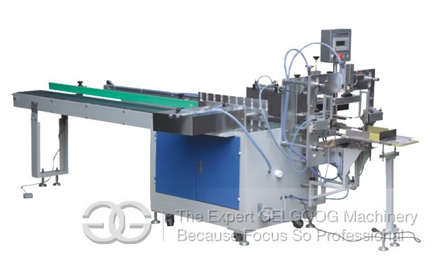 Automatic Toilet Paper Roll Packing Machine