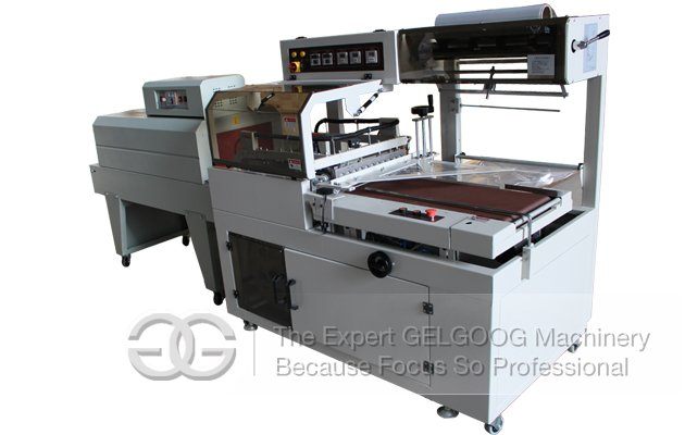 Automatic Bottle Shrink Wrapping Machine|Books Shrink Wrap Machine