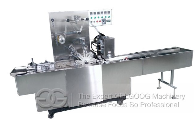 Playing Cards Packing Machine With Cellophane Film|High Cards Wrapping Machine
