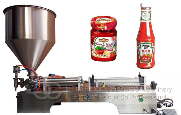 Tomato Paste Filling Machine|Peanut Butter Filling Machine
