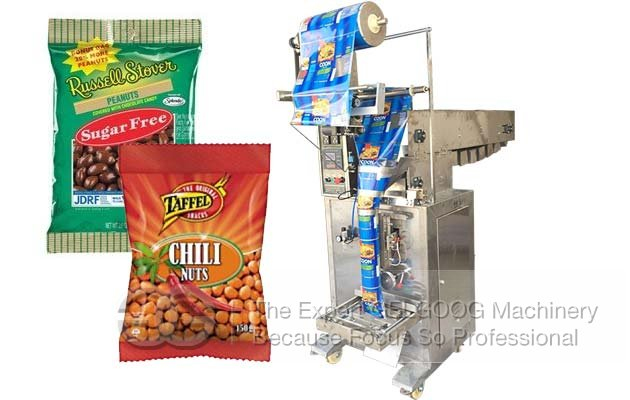 Automatic Cashew Nut Packing Machine