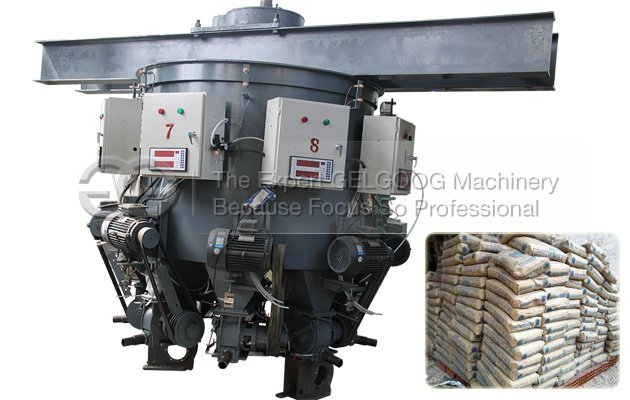GG-8 Full Set Cement Packing Equipment