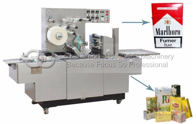 Automatic Cellophane Film Wrapping And Packing Machine