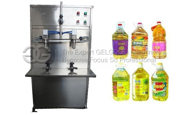 Edible Oil Filling Machine Manufacturers