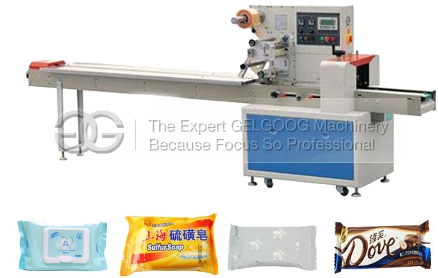 Pillow Pack Packing Machine