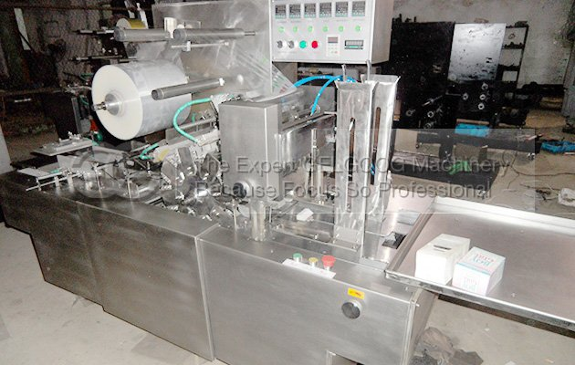 South Africa Cellophane Wrapping Machine