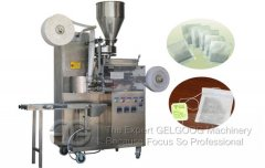 Tea Bag Packing Machine For single Layer