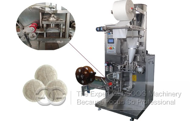 Round Tea Bag Packaging Machine|Tea Sachet Packing Machine