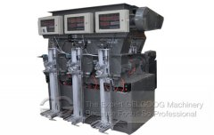 Three Spout Cement Filling Packing Machine