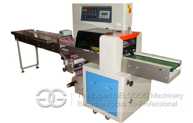 Vegetable Pillow Type Packing Machine