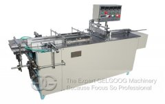 Semi-automatic Pneumatic Cellophane Packing Machine