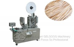 Paper Material Single Toothpick Packing Machine