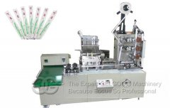 Automatic Chopsticks Paper Wrapping Machine