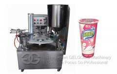 Automatic Yogurt Filling Sealing Machine