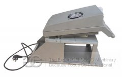 Small Food Tray Sealing Machine