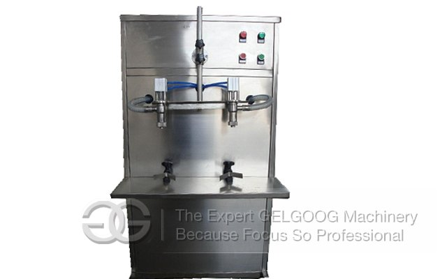 High Speed Oil Filling Machine