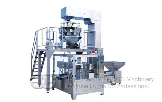 High Accuracy Packing Machine With Ten Scales