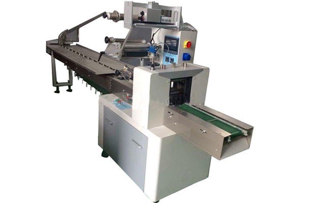 Ice Cream Packing Machine For Pillow Type