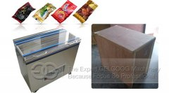 Tea Leaf Vacuum Packaging Machine Shipment To United States