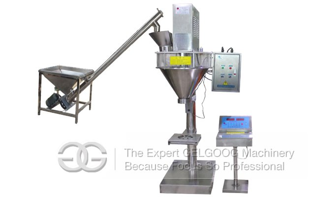 Semi Automatic Milk Powder Filling Packing Machine For Sale