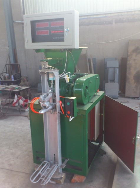 single cement packing machine