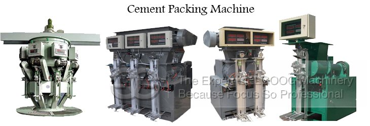 Cement Filling Packing Machine