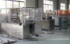 Cigarettes Packing Machine For 10 Pack To Jordan