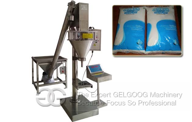 Salt Pouch Filling Machine