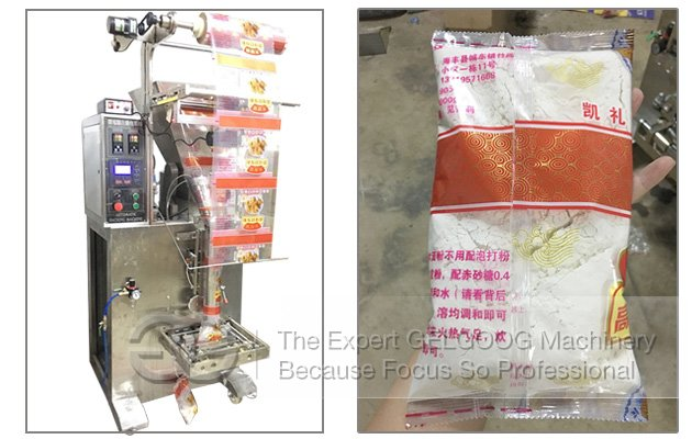 Powder Packing Machine to Guatemala