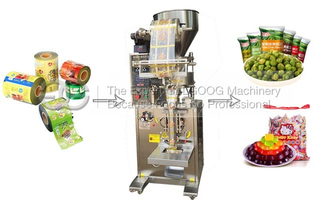 Automatic Coated Peanuts Packing Machine