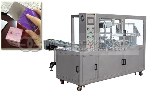 Automatic Bopp Cellophane Wrapping Machine