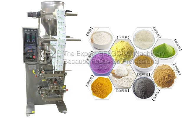 Automatic Sugar Sachet Packing Machine Sold To Botswana