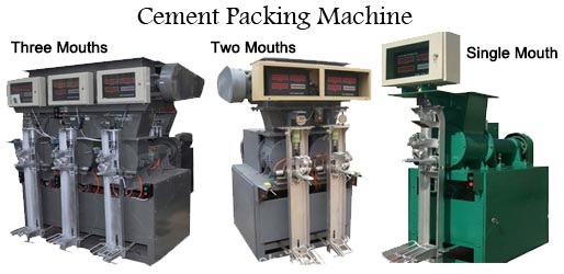 automatic cement packing machine is your